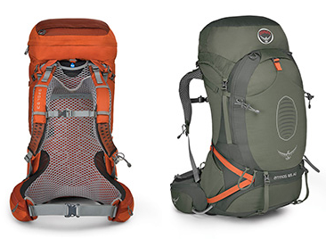 Osprey Atmos AG 65 - Best Pack for the West Coast Trail