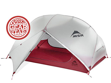 Hubba Hubba NX - Best Tent for the West Coast Trail