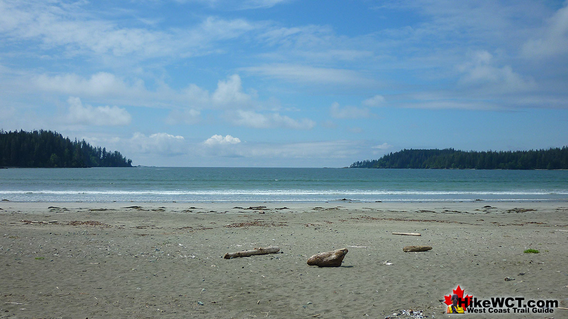 Pachena Beach - West Coast Trail